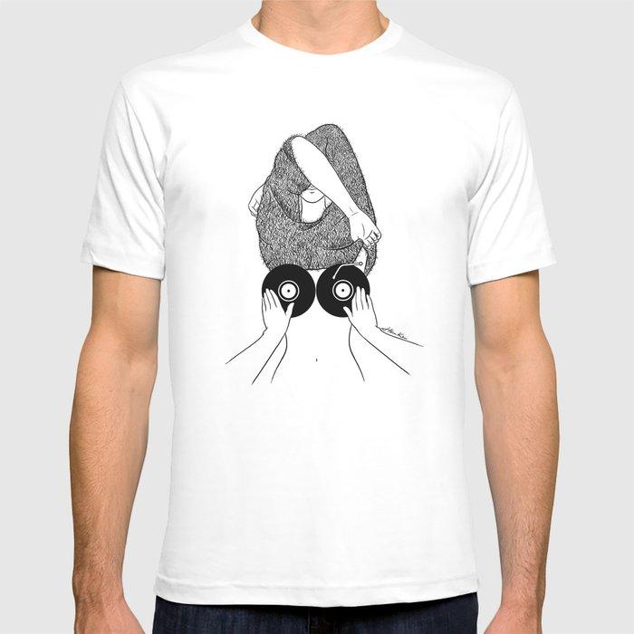 Sound Making T Shirt By Hennkim Society6