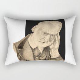 Victor Hugo Rectangular Pillow