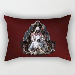 Assassin's Creed Mix Rectangular Pillow
