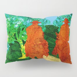 Riding and Singing Pillow Sham