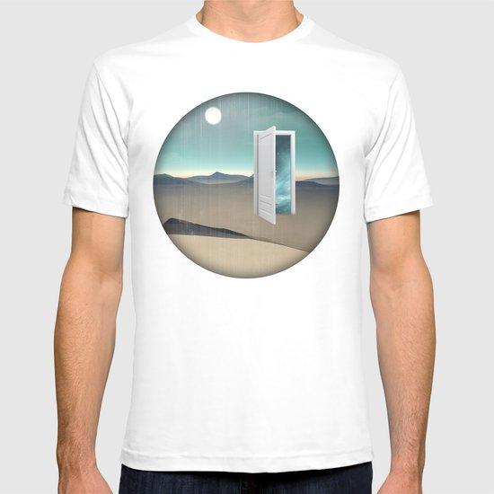door to a void T-shirt