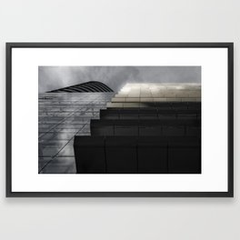 Builds 1 Framed Art Print