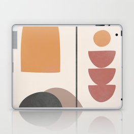 Abstract Minimal Art 02 Laptop & iPad Skin