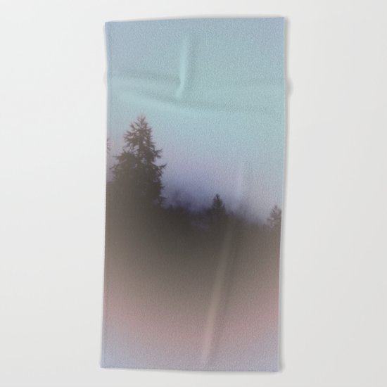 Silent Hill Beach Towel