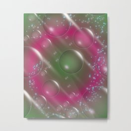 """Ring Pop"" Metal Print"