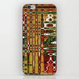 Abstract Art Work Geometic iPhone Skin