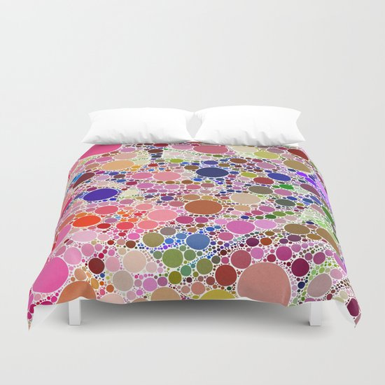 Bubble Fun 02 Duvet Cover