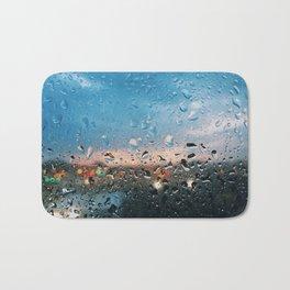 Evening Rainfall Bath Mat