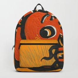 Halloween Grin Backpack