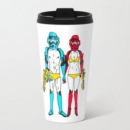 Mr. and Mrs. Storm Travel Mug