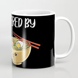 Powered by Ramen and Boba-Tea Coffee Mug