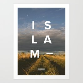 Islam- Poster Art Print