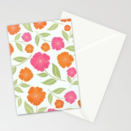 Summer Wildflowers Stationery Cards