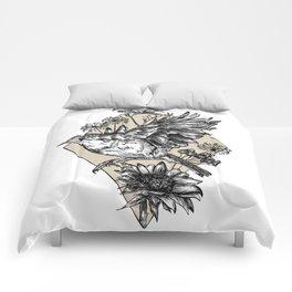 Autumn Robin Comforters