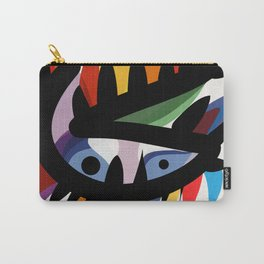 Depemiro Abstract Colorful Art Carry-All Pouch