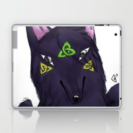 . : Morrigan : . Laptop & iPad Skin