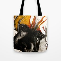 A Dog Called Flame Tote Bag