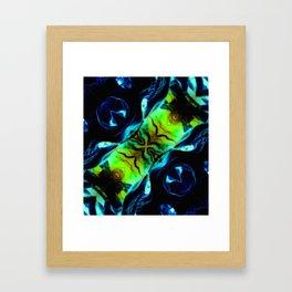 Squared2 Framed Art Print