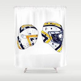 Herron and Murray Shower Curtain