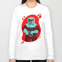 spaceman Long Sleeve T-shirts featuring Spaceman by subpatch