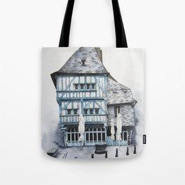 Dinan, Brittany Tote Bag