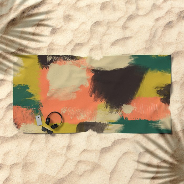 Chloe Beach Towel