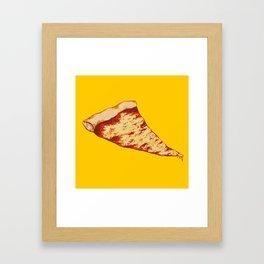 Pizza Time Framed Art Print