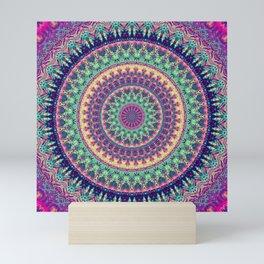 Mandala 246 Mini Art Print