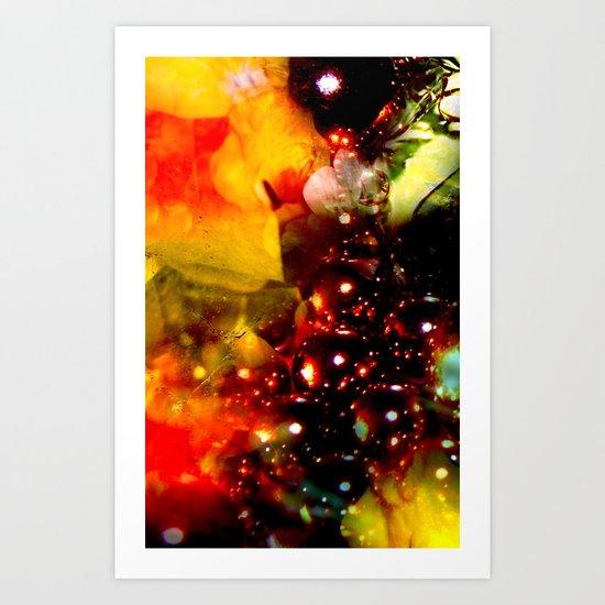 FAHRENHEIT Art Print