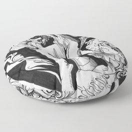 Birth Girth Floor Pillow
