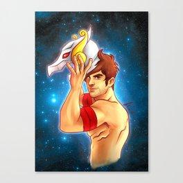 Seiya fanart Canvas Print