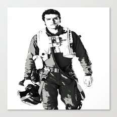 You Need A Pilot? Canvas Print