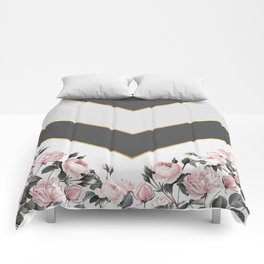 Always beautiful roses Comforters