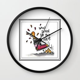 OverIt. Wall Clock