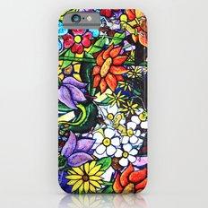 Trouble in paradise 1 Slim Case iPhone 6