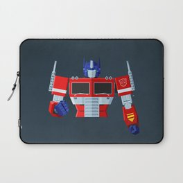 Autobots, Roll out! (Optimus Prime) Laptop Sleeve