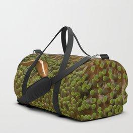 Caress (skunk yellow clownfish) Duffle Bag