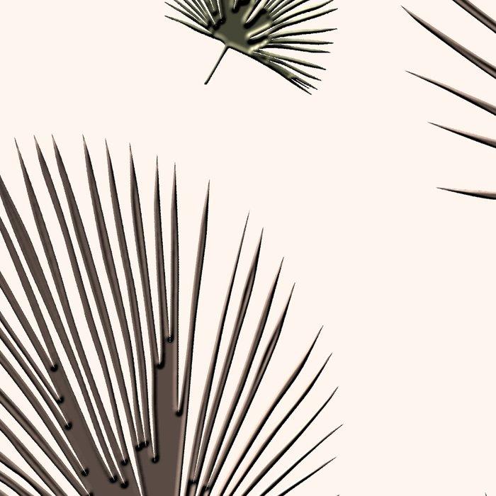 Softer Seasons (sand fan palm) Leggings