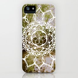 Lazy Hazy Summer Daze iPhone Case