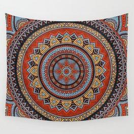 Hippie mandala 49 Wall Tapestry