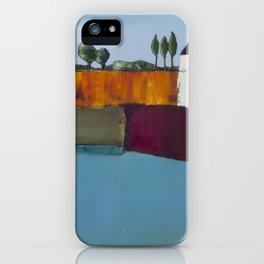 On The Precipice of the Fall iPhone Case