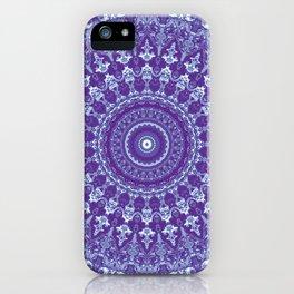 Ornate mandala iPhone Case
