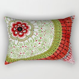 Happy EVERYTHING! Rectangular Pillow