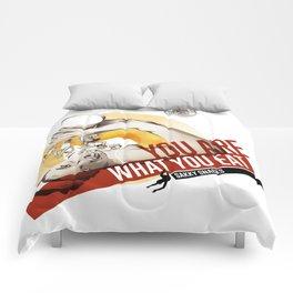Sakky Snacks Comforters