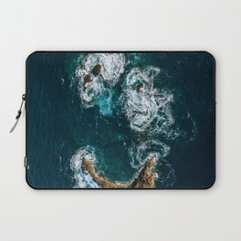 Sea Smile - Ocean Photography Laptop Sleeve