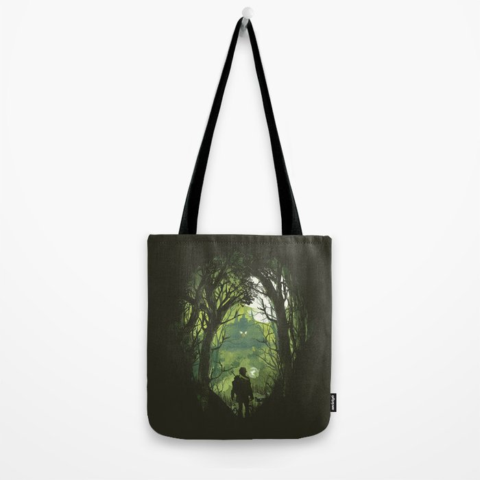 It's dangerous to go alone Tote Bag