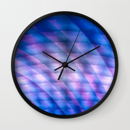 Message in My Art Wall Clock
