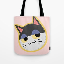 Punchy - stitched Tote Bag