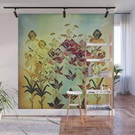 The Magic of Spring Wall Mural