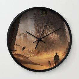 Sable Wall Clock